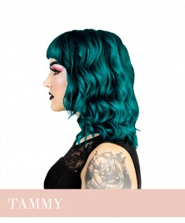 Herman's Amazing - Coloration cheveux Tammy Turquoise