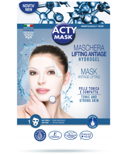 ACTY MASK - Masque tissu Hydrogel Lifting anti-age