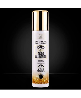 Hollywood Gold - spray à l'or 24k